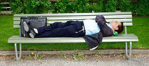 Troubles du sommeil en entreprise